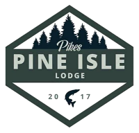 Pike's Pine Isle Lodge Logo